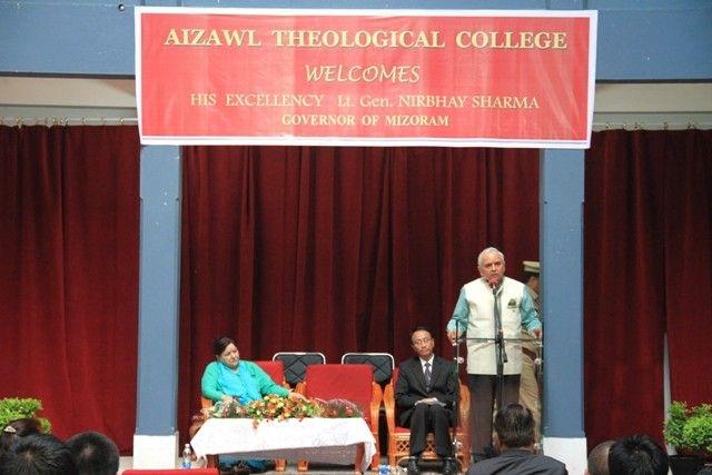 Mizoram Governor Online - GOVERNOR IN ZIRNA IN, PIANPHUNGA
